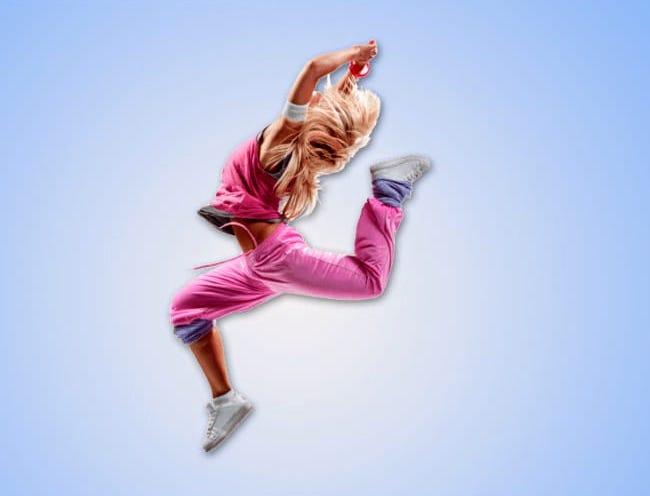 Cours de yoga danse