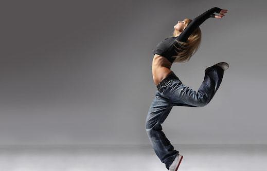 Cours de rythme et danse